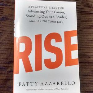 Unused - Rise by Patty Azzarello Book